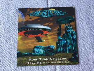 BOSTON CD SINGLE MORE THAN A FEELING