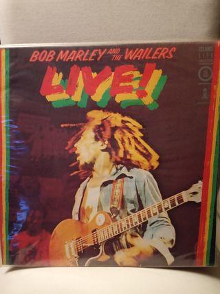 lp BOB MARLEY
