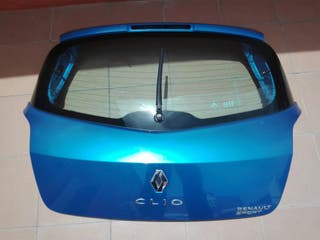 Portón trasero Renault Clio Sport 3