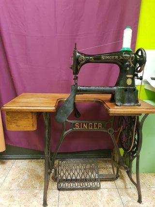 máquina de zapatero más de 100 años de antiguedad