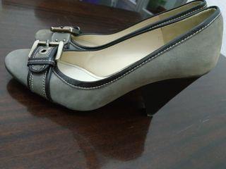 URGE Zapatos tacón talla 38 impecables