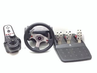 Volante pc logitech g25 racing wheel 360