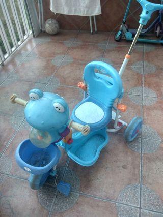 triciclo , juguete bici