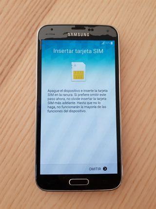 Samsung Galaxy S5 16 Gb libre