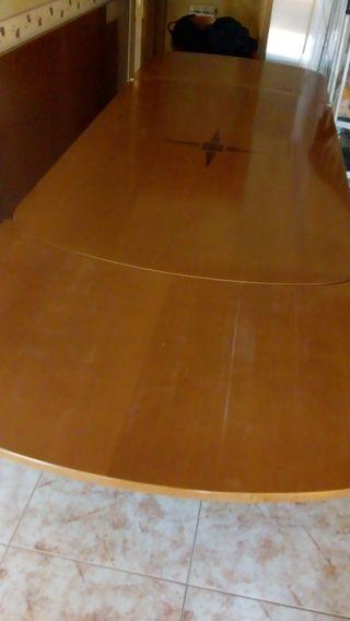 Mesa comedor de segunda mano en WALLAPOP