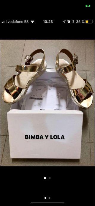 Sandalias Bimba Lola
