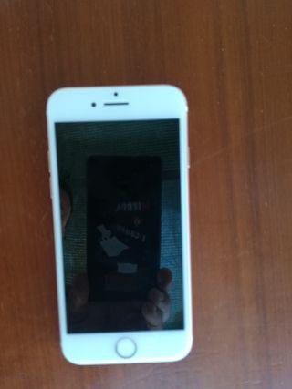 Iphone 7 rosa de 32 gigas
