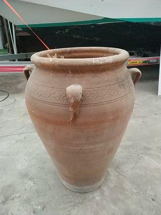 maceta ceramica jardin