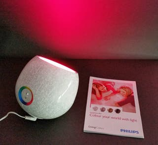 Lámpara Philips Living colección Edición francesa