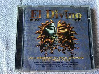 EL DIVINO 2 CD IBIZA DJ PAUL STEVENS