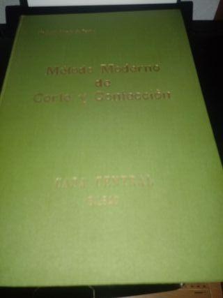 libro de metodo de corte y confeccion