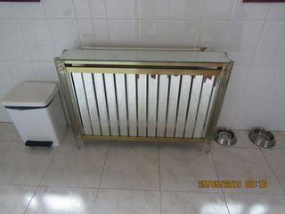 cubre radiador,