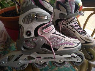 patines en linea,38 FILA