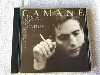 CAMANE CD EN DIRECTO UMA NOITE DE FADOS