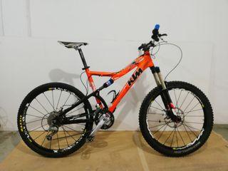 KTM fr990 compt( bici de mtb)