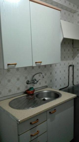 Regalo muebles de cocina usados y cocina a gas