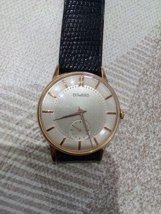 a35380657acf Reloj antiguo Duward de segunda mano en WALLAPOP