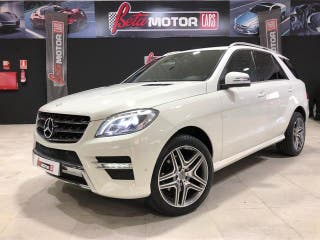 Mercedes-Benz Clase M ML 350 BlueTEC 4Matic 190kW (258CV)