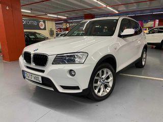 BMW X3 Xdrive 20d 184cv Automático. NACIONAL