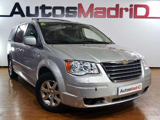 Chrysler Grand voyager LX 2.8 CRD Auto