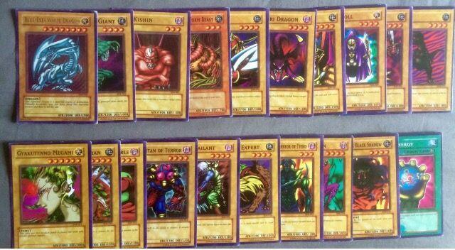 Starter deck kaiba 1996 english