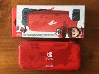 Funda de transporte Nintendo Switch.