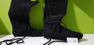 botas assasins Creed cosplay medievales