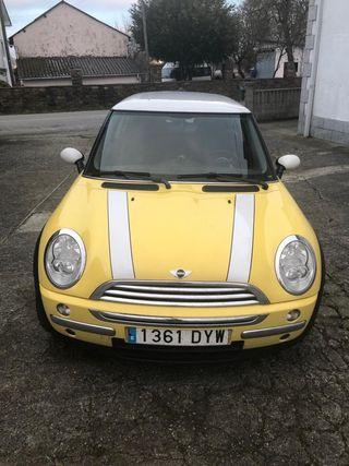Mini One D 2006