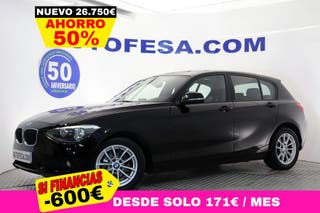 BMW 116 F20 116d 116cv EfficientDynamic 5p S/S