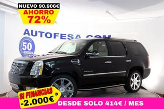 Cadillac Escalade 6.2L V8 409cv Sport Luxury AWD 5p Auto