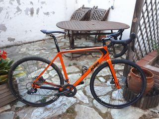 ktm canic carbon ciclocross gravel