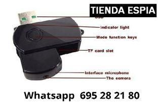 uxa Digital mini camara FULL HD1080