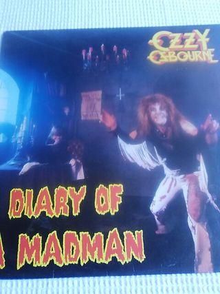 vinilo OZZY OSBOURNE Diary of a Madman