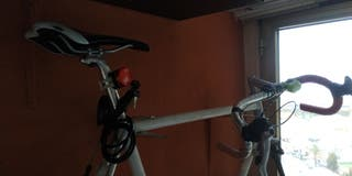 Bicicleta carretera clasica