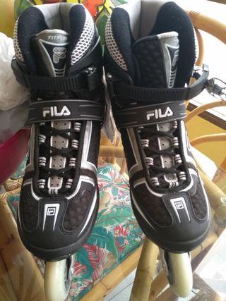 patines en Línea, 42 FILA