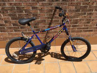 Bicicleta MTB niño