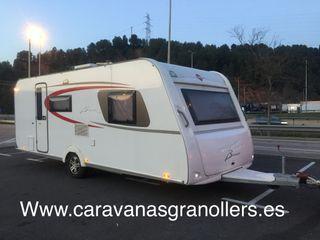 caravana burstner belcanto 560 aire nevera 150 lts
