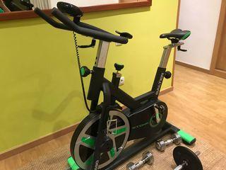 URGE bicicleta estática indoor SALTER