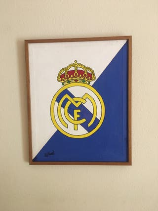 Cuadro del Real Madrid