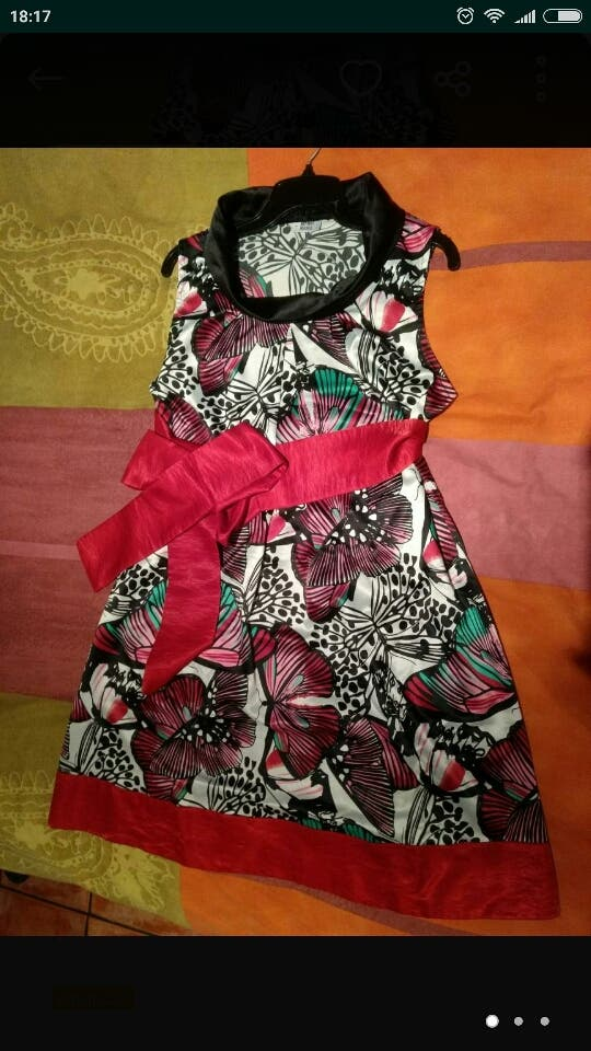 vestido evento embarazada / premamá marca MITMAT