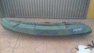 Kayak Frenzy