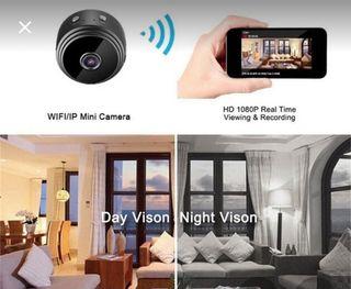 camara espía videovigilancia wifi IP