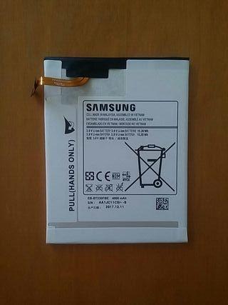 Batería Smsung Tab 4.7 nueva