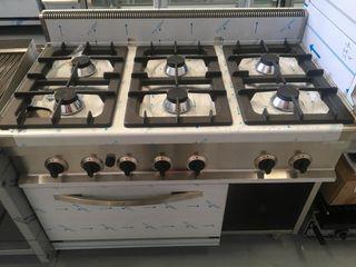 Oferta de Cocina de gas con horno
