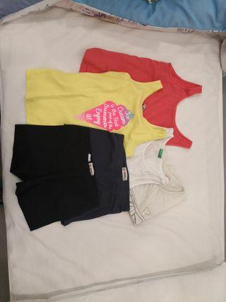 lote ropa niña talla 5-6
