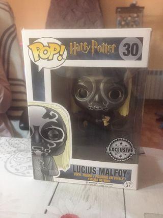 Funko Lucius Malfoy Exclusive con mascara