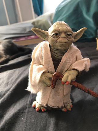 Figura yoda star wars