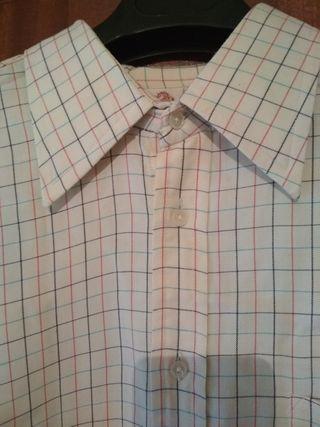 Camisa Vintage chico Talla 42