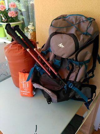 Oportunidad equipacion de montaña