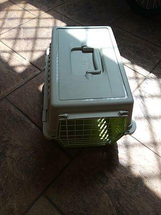 transportin perro o gato pequeño